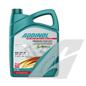 Addinol Premium 0530 DX-1 (5W-30) 5 л