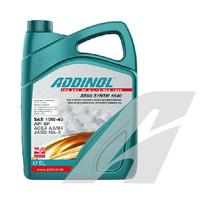 Addinol Semi Synth 1040 (10W40) 5 л масло моторное полусинтетика
