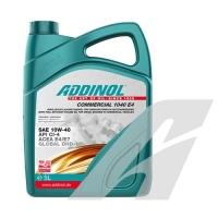 Addinol Commercial 1040 E4 (10W40) 5 л