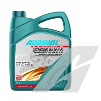 Addinol Getriebeol GX 80W-90 4 л