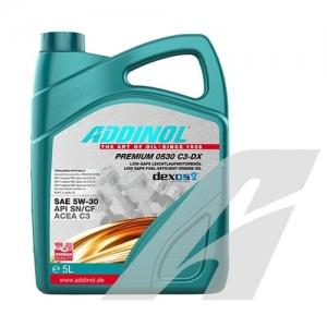 Addinol Premium 0530 C3-DX (5W30) 5 л