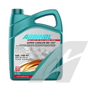 Addinol Super Longlife MD 1047 (10W40) 5 л